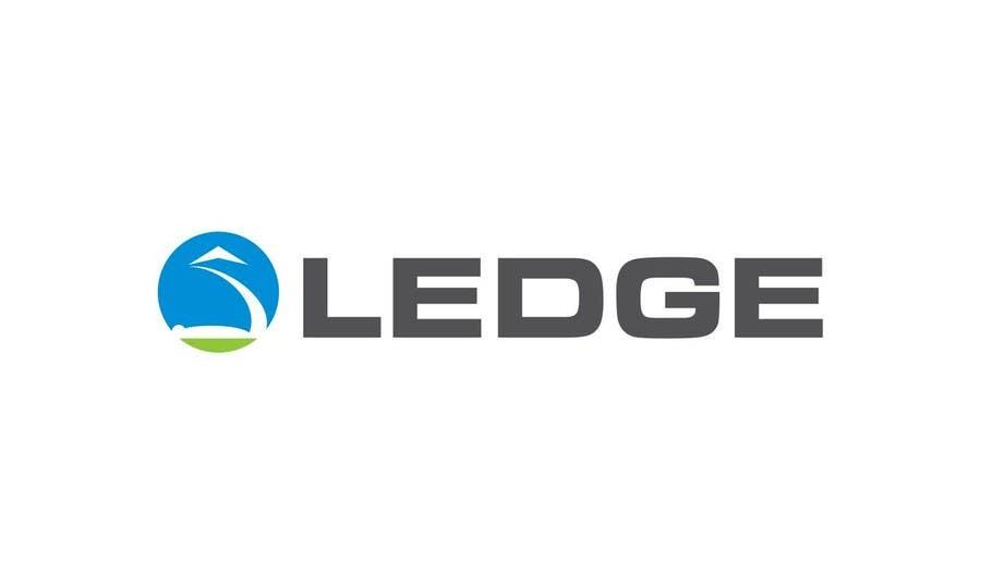 Kilpailutyö #70 kilpailussa Design a Logo for Ledge Sports