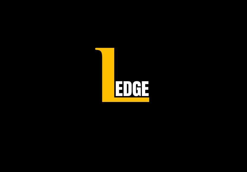 Kilpailutyö #51 kilpailussa Design a Logo for Ledge Sports