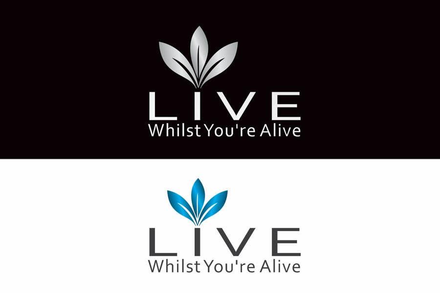 Конкурсная заявка №308 для Logo Design for Live Whilst You're Alive