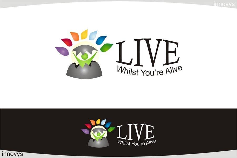 Конкурсная заявка №375 для Logo Design for Live Whilst You're Alive
