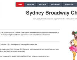 #4 for www.sydneybroadwaychorus.com by david7bits