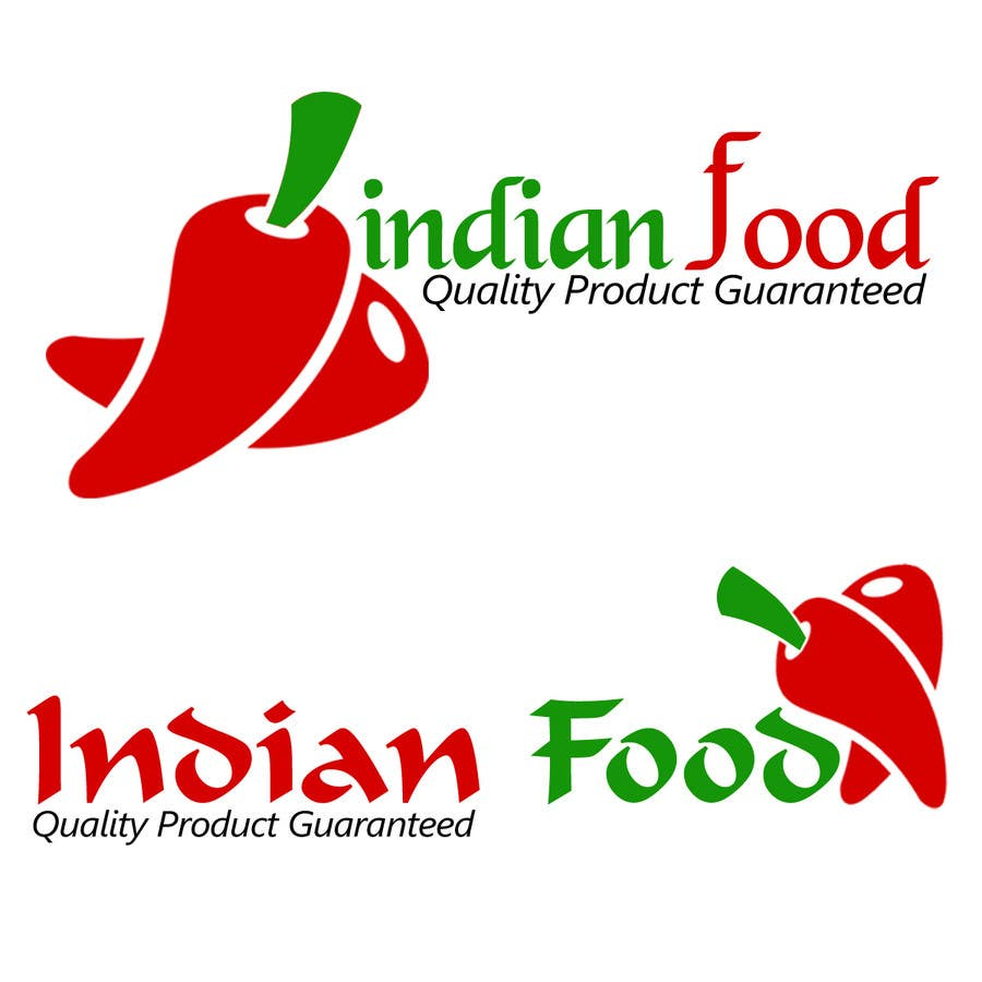 entry 2 by sebastiansva for design a logo for indianfood ro rh freelancer ph food product logo quiz answers food product logo