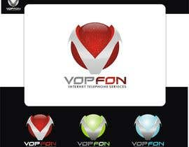 #144 for Design a Logo for VOPFON by A1Designz