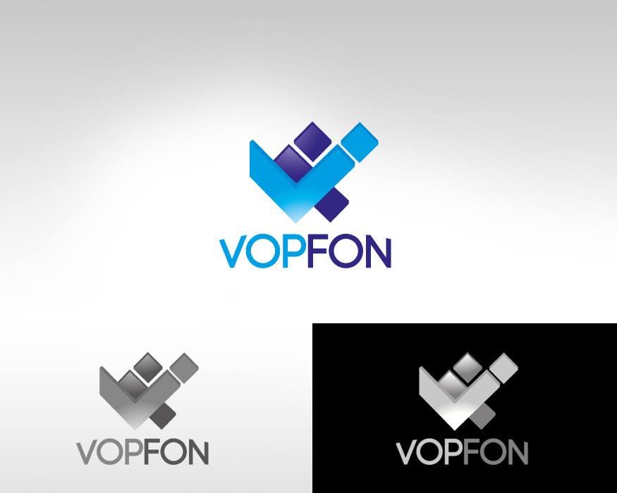 Proposition n°                                        159                                      du concours                                         Design a Logo for VOPFON