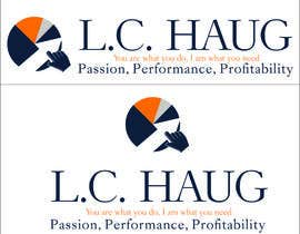 nº 41 pour Develop a Corporate Identity for L.C. Haug par advway