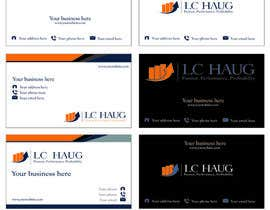 #51 cho Develop a Corporate Identity for L.C. Haug bởi advway