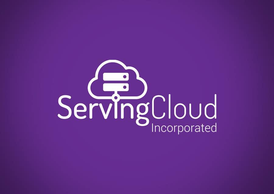 Konkurrenceindlæg #134 for Design a Logo for Serving Cloud Inc