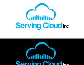 #57 for Design a Logo for Serving Cloud Inc af rafaqatGD