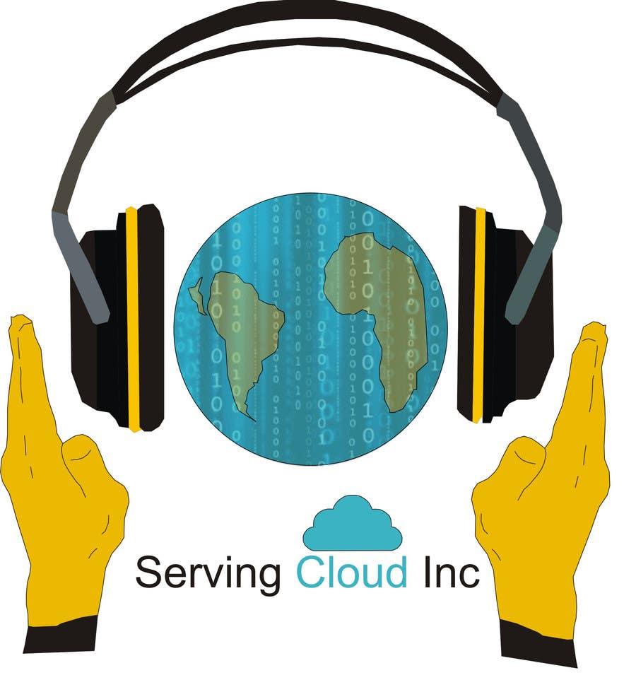 Konkurrenceindlæg #52 for Design a Logo for Serving Cloud Inc