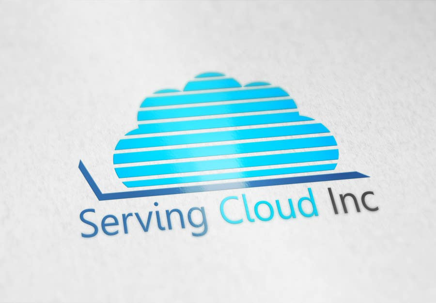 Konkurrenceindlæg #77 for Design a Logo for Serving Cloud Inc