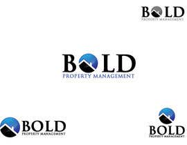 #64 para Logo for Bold Property Management por designerartist