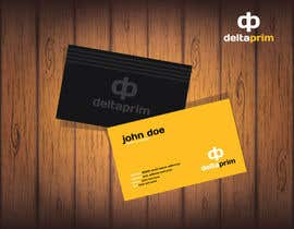 #16 para Logo for DeltaPrim por Blissikins