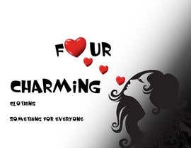 nº 4 pour Design a Logo for Four Charming par Jacksonman1