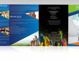 #13 untuk Design a Brochure for Fairchild Group oleh MagicalDesigner