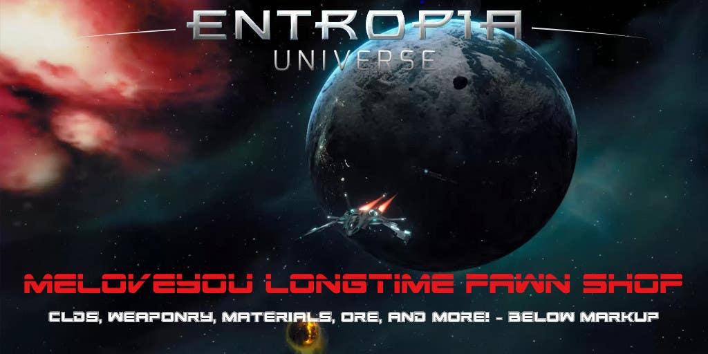 Kilpailutyö #14 kilpailussa Entropia Universe Banner for Game Shop