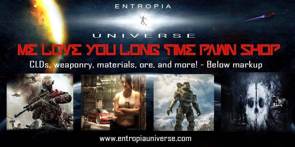 Kilpailutyö #12 kilpailussa Entropia Universe Banner for Game Shop