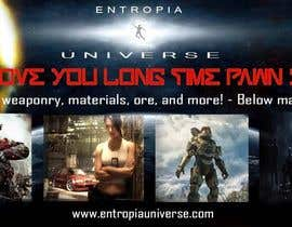 #12 cho Entropia Universe Banner for Game Shop bởi mridul140