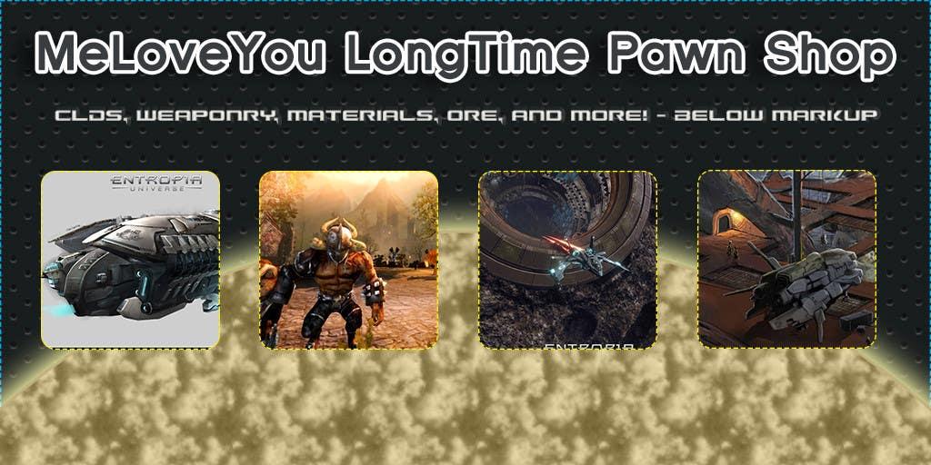 Kilpailutyö #9 kilpailussa Entropia Universe Banner for Game Shop