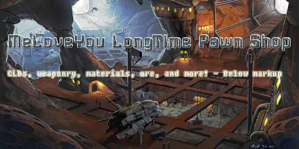 Kilpailutyö #17 kilpailussa Entropia Universe Banner for Game Shop