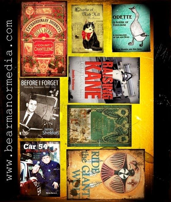 Proposition n°34 du concours Design a Flyer for Books