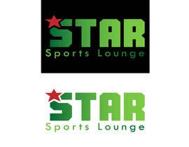 #49 para STAR Sports Lounge-LOGO por smbdhs