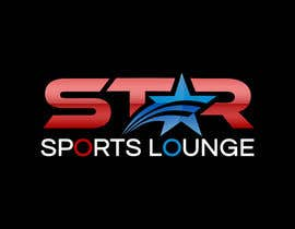 nº 31 pour STAR Sports Lounge-LOGO par Psynsation
