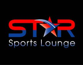 #57 para STAR Sports Lounge-LOGO por GoldSuchi