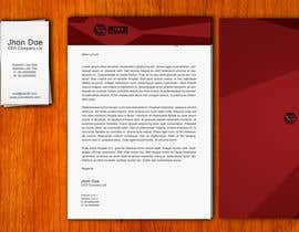 nº 1 pour Design some Business Cards & Letterhead for Utah Fabrication par amitpadal
