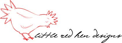 #28 for Design a Logo for Little Red Hen Designs by nikita626