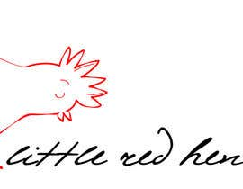#28 para Design a Logo for Little Red Hen Designs por nikita626