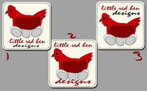 Contest Entry #56 for Design a Logo for Little Red Hen Designs