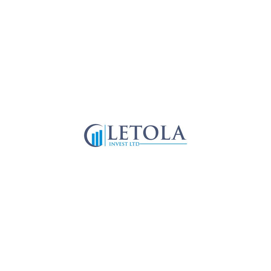 #96 for Designa en logo for Letola Invest Ltd by ibed05