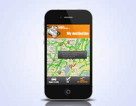 nº 6 pour Graphic Design for Pinche trafico - mobile app design par StrujacAlexandru