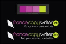 Contest Entry #1 for Require logo and business cards design for:  Francecopywriter (international logo)