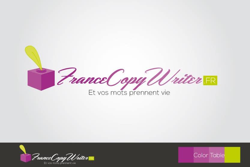 #10 for Require logo and business cards design for:  Francecopywriter (international logo) by mekuig