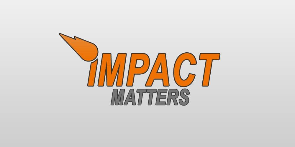 Penyertaan Peraduan #70 untuk Design a Logo for Impact Matters