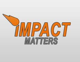#70 para Design a Logo for Impact Matters por MrTTom