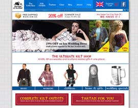 #22 cho HeritageOfScotland.com - online store graphic design. Functional mockup is ready. Probable job offer for three best designers. bởi mhc83