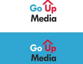 #29 for LOGO - Go Up Media by techwayinfo