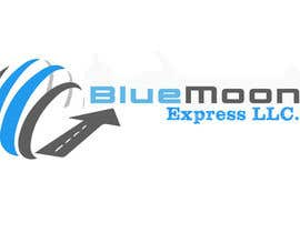 #23 cho Design a Logo for Blue Moon Express LLC bởi alviant