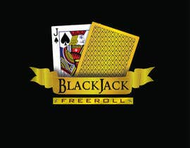 nº 36 pour Design a Logo for Blackjack Freeroll par ixanhermogino