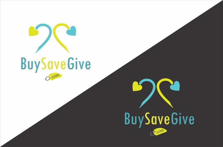 Inscrição nº 214 do Concurso para Logo Design for BuySaveGive.com