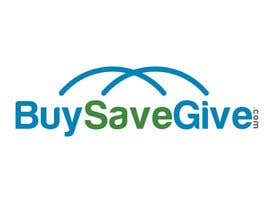 #134 cho Logo Design for BuySaveGive.com bởi ulogo