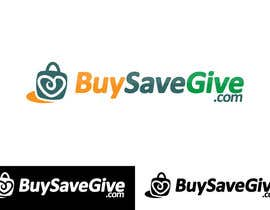 #67 cho Logo Design for BuySaveGive.com bởi taks0not