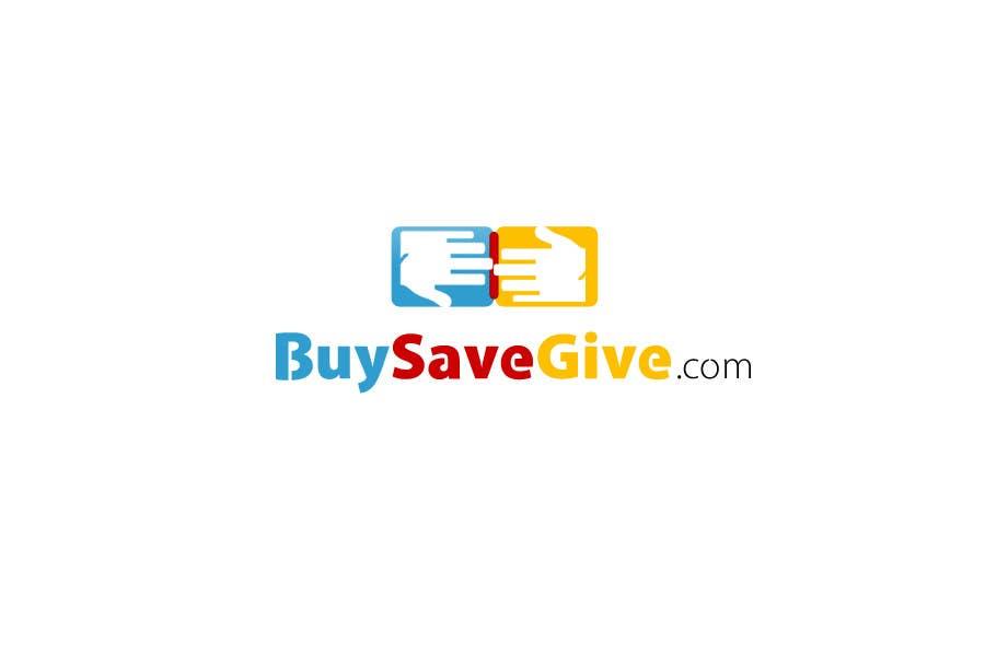 Inscrição nº 102 do Concurso para Logo Design for BuySaveGive.com