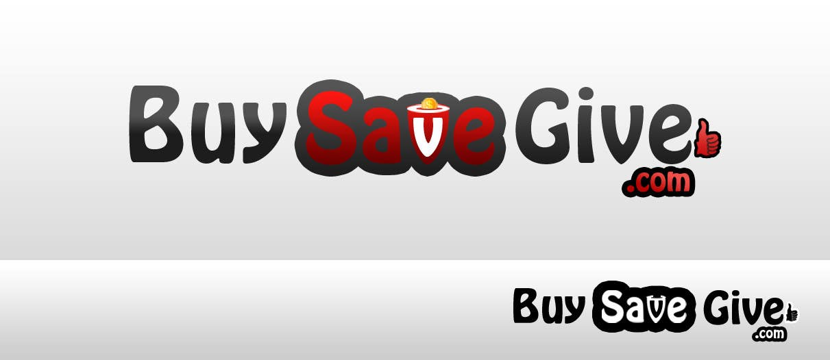 Inscrição nº 136 do Concurso para Logo Design for BuySaveGive.com