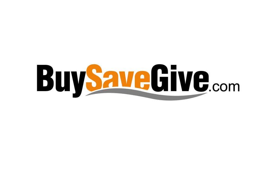 Inscrição nº 112 do Concurso para Logo Design for BuySaveGive.com