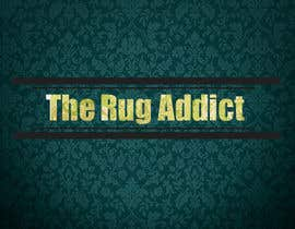 #20 para Design a Logo for The Rug Addict por amitpahday