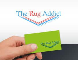 #6 para Design a Logo for The Rug Addict por Bulletteam