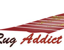 venco83 tarafından Design a Logo for The Rug Addict için no 142